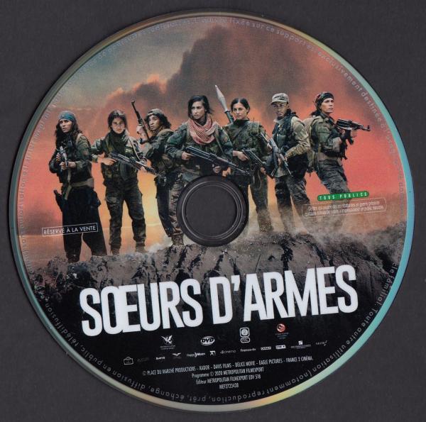 Soeurs d'armes (Sticker)