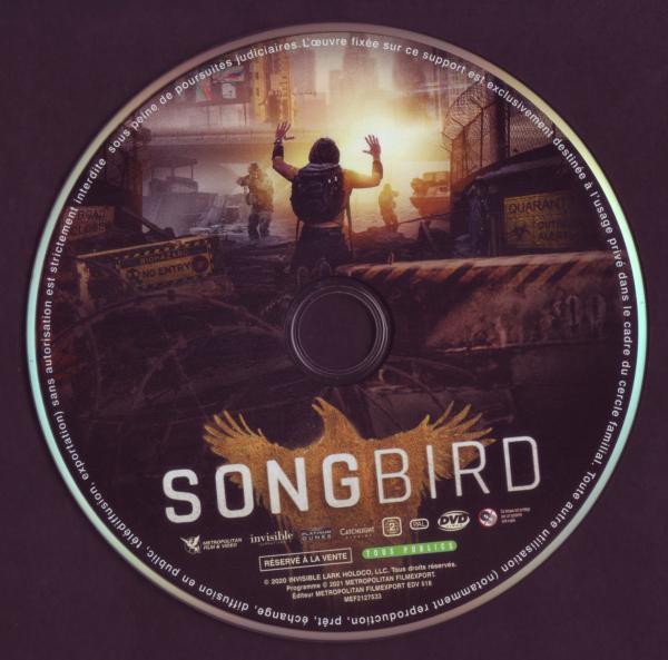 Songbird (Sticker)