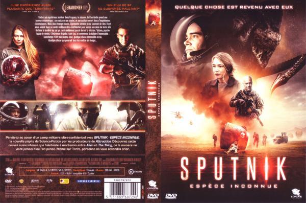 Sputnik, espece inconnue
