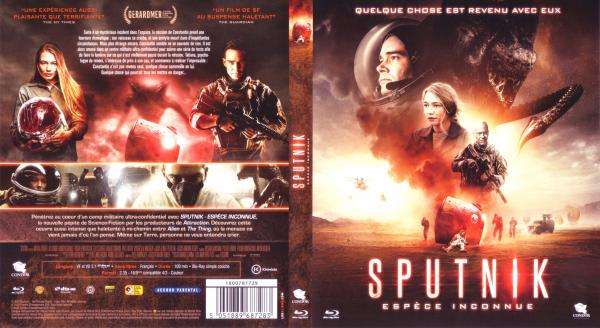 Sputnik, espece inconnue (Blu-ray)
