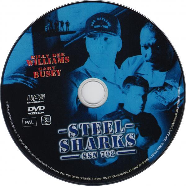 Steel sharks ( sticker )