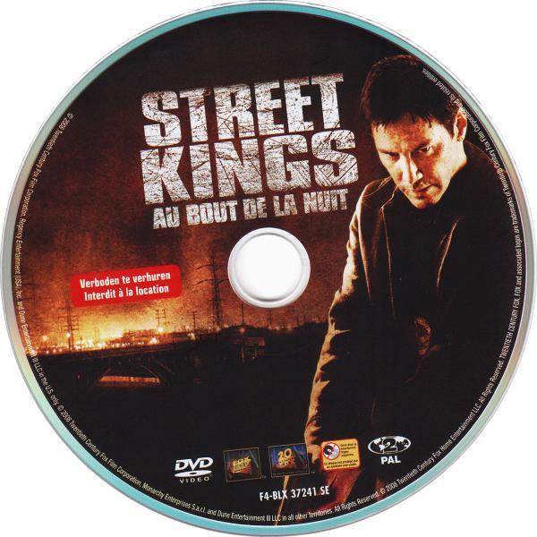 Street kings ( sticker )