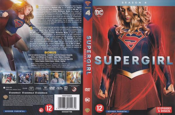 Super Girl saison 4