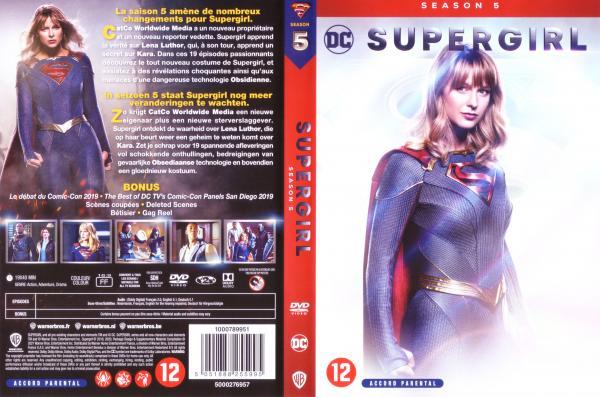Supergirl Saison 5