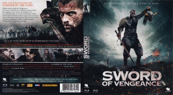 Sword of vengeance blu-ray