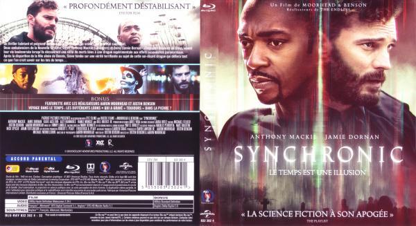 Synchronic (Blu-ray)