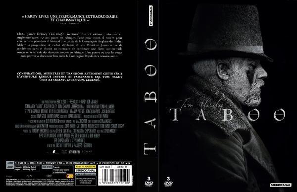 Taboo saison 1 coffret