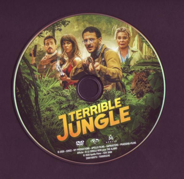 Terrible jungle (Sticker)