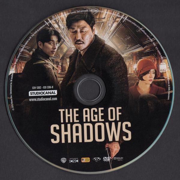 The age of shadows (Sticker)
