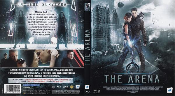The arena blu-ray