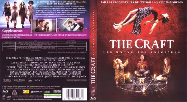 The craft les nouvelles sorcières (Blu-ray)