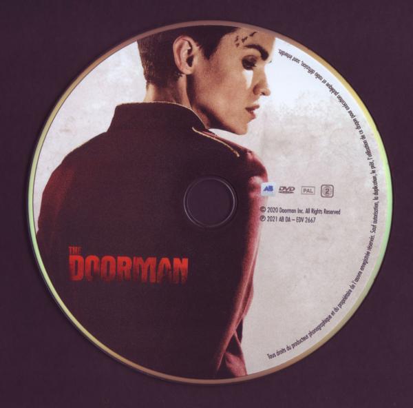 The doorman (Sticker)