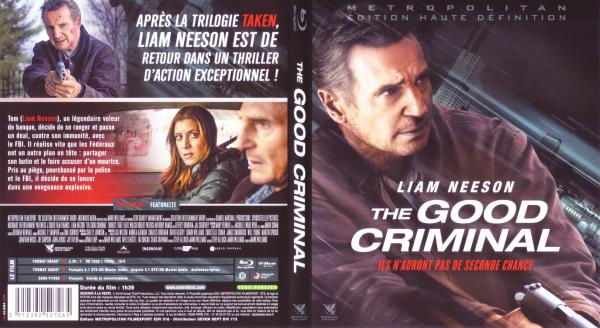 The good criminal (Blu-ray)