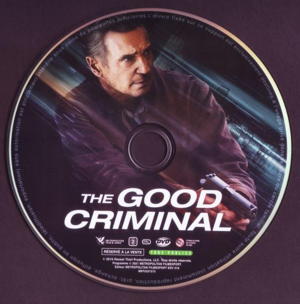 The good criminal (Sticker)
