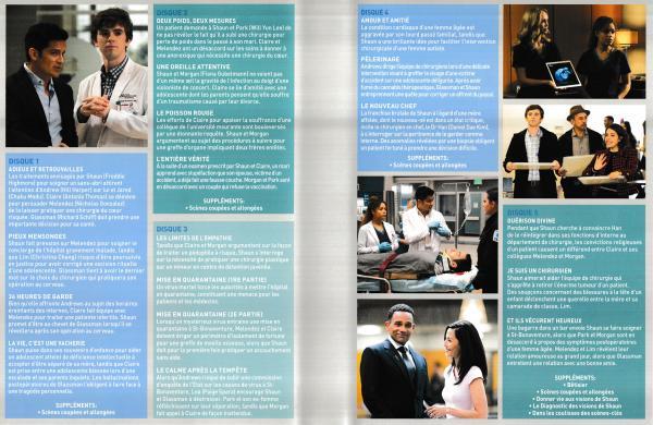 The Good Doctor saison2 (Inlay)