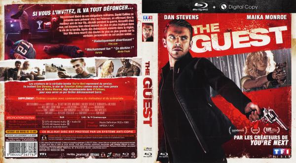 The guest (blu-ray)