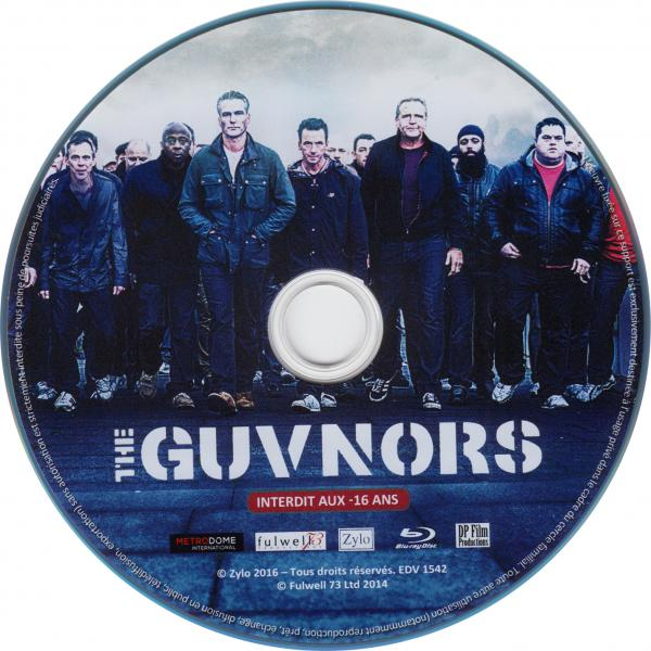 The guvnors blu-ray sticke