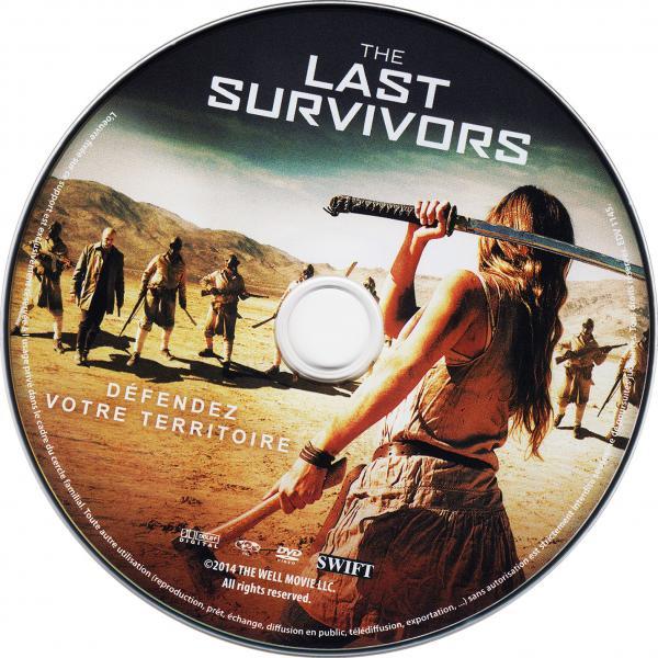 The last survivors ( sticker )