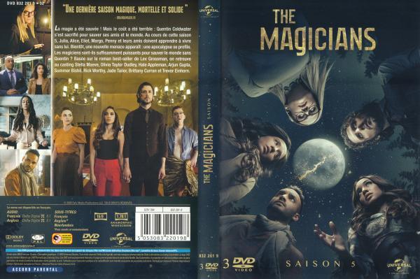The magicians saison 5