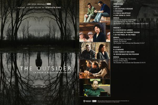 The outsider (stv) (inlay)