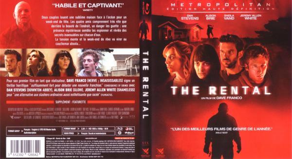 The rental (Blu-ray)