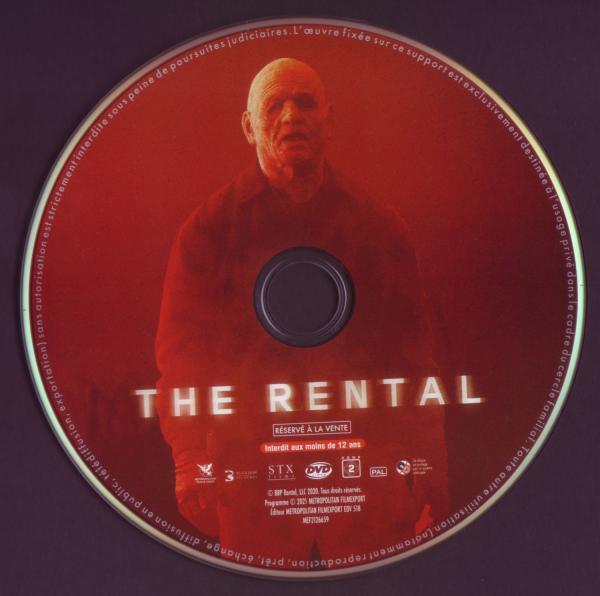 The rental (Sticker)