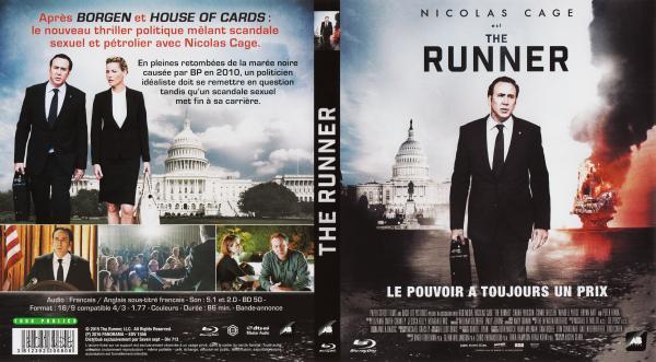 The runner (blu-ray)
