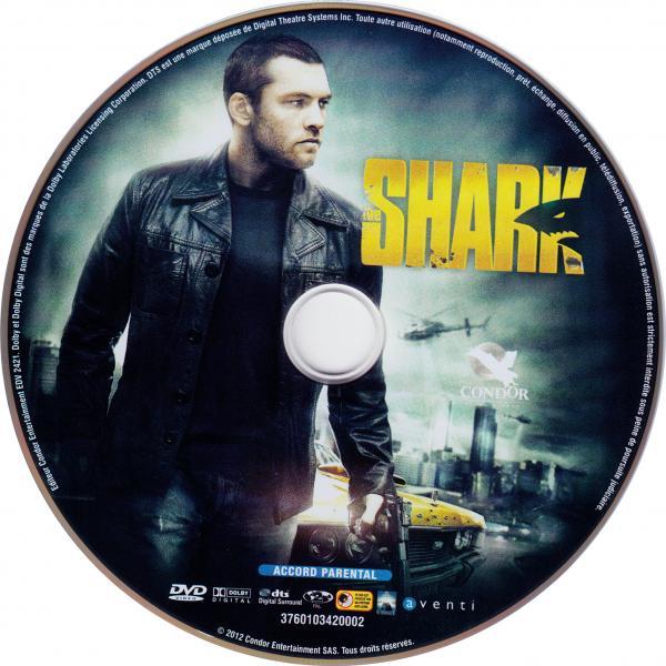 The shark ( sticker )