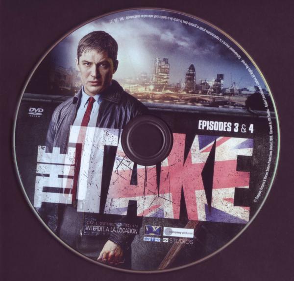 The Take sticker Dvd 2