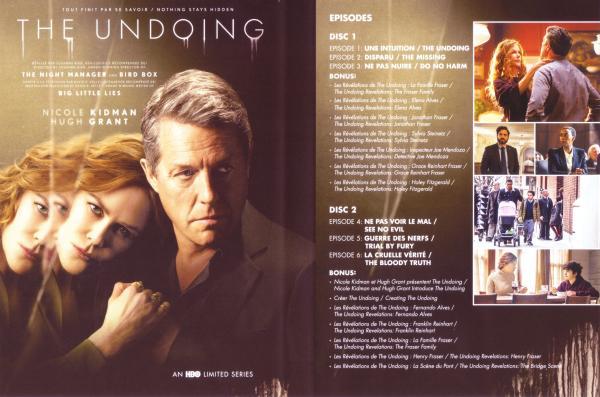 The undoing (mstv) (Inlay)