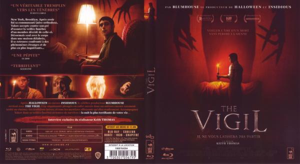 The vigil (Blu-ray)