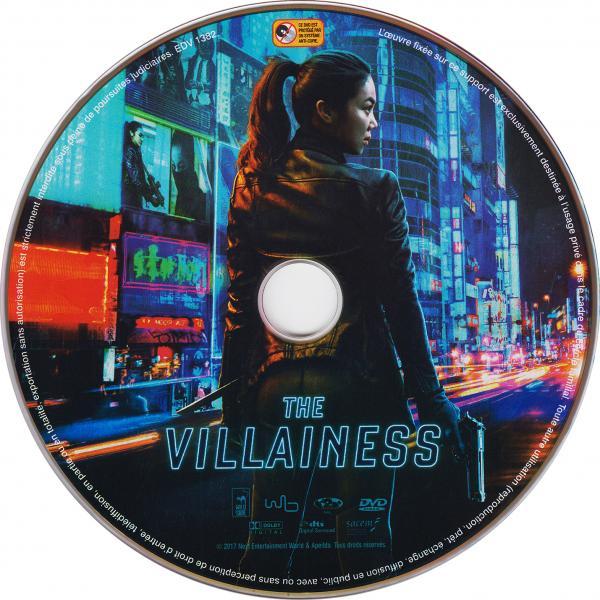 The villainess (sticker)