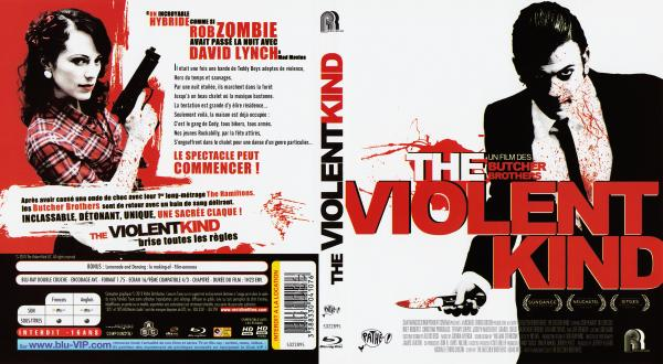 The violent kind (blu-ray)