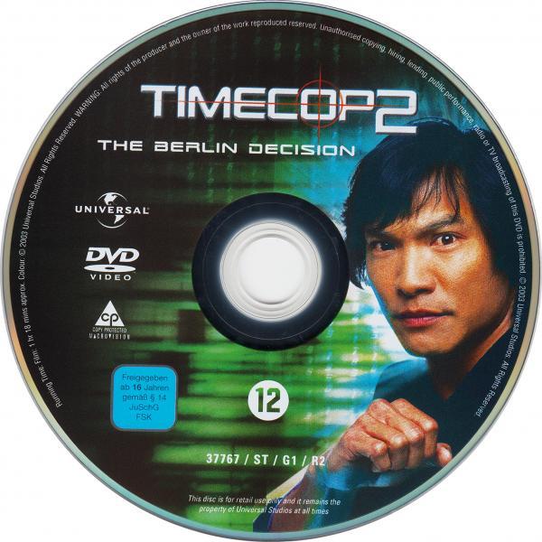 Timecop 2 ( sticker )