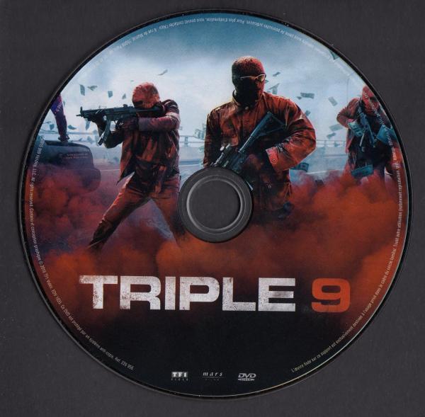 Triple 9 (Sticker)