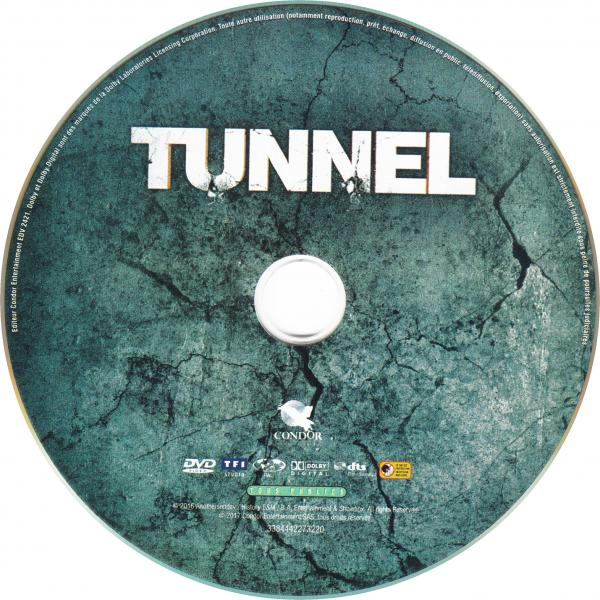 Tunnel (2017) sticker