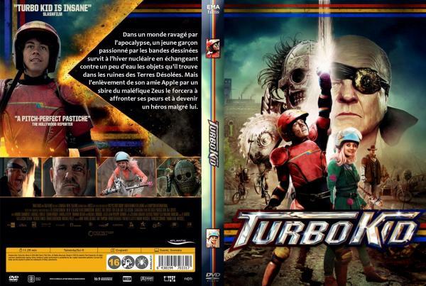 Turbo kid custom by Bonobono