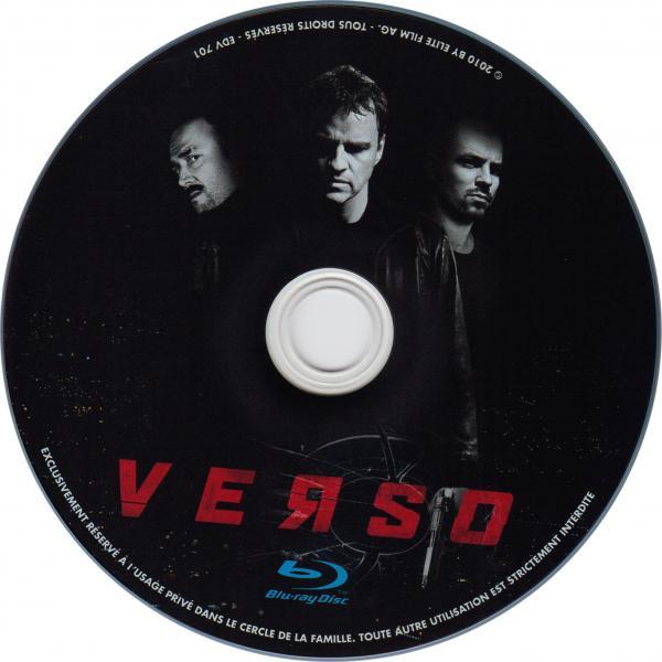 Verso (blu-ray) ( sticker )