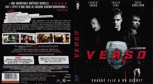 Verso (blu-ray)