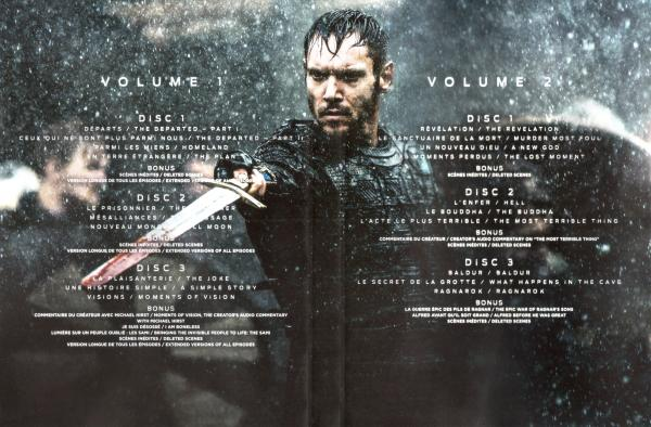 Vikings Saison 5 (Inlay)