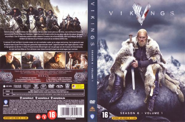 Vikings Saison 6 Vol 1