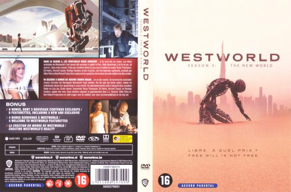 Westworld Saison 3 The new world