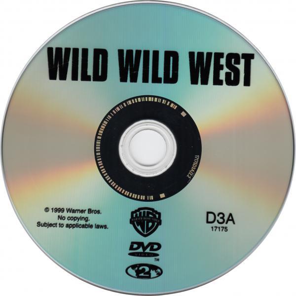 Wild wild west sticker